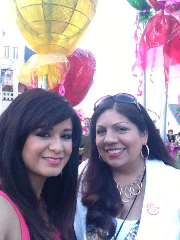 Luisa Garcia, Rita Hernandez